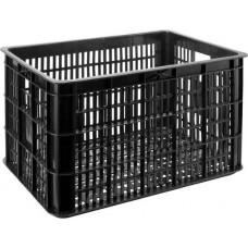 Lastpak - Fietskrat Groot- Zwart - 46 L