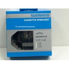 Shimano cassette 8 speed CS-HG31-8 / 11-30T